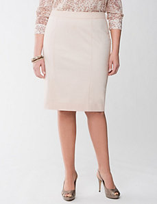 Lane Collection pencil skirt by Lane Bryant