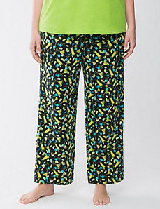 Drinks knit sleep pant by Cacique