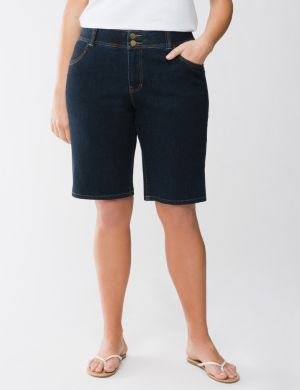 Bermuda short with Tighter Tummy Technology