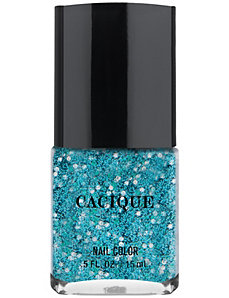 Sea Sparkle nail color