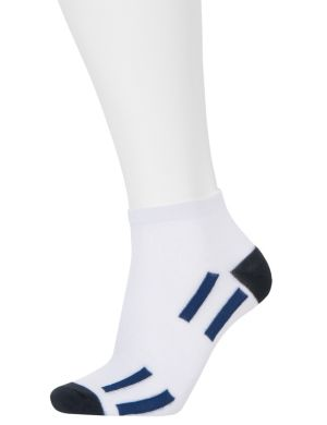 Striped sport socks 3 pack