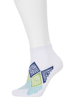 Diamonds & stripes sport socks 3 pack
