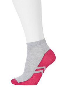 Multicolored arrows sport sock 3-pack