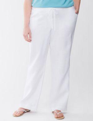 Lane Collection linen pant
