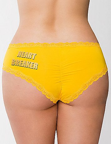 Heart Breaker cheeky panty