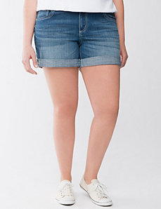 Rolled cuff short by Seven7