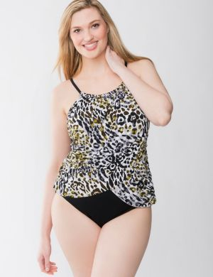 Lisa cougar maillot by Miraclesuit