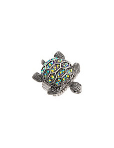 Turtle ring by Lane Bryant