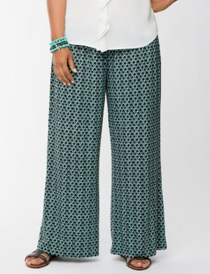 Tribal triangle soft pant