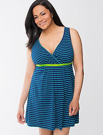 Runner stripe chemise