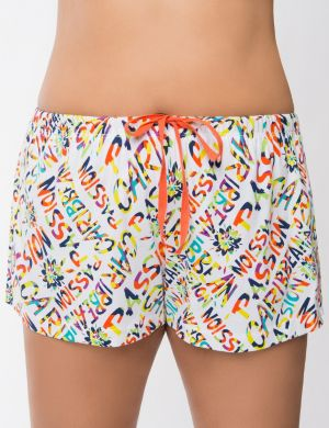 Caribbean passion knit short