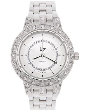 Rhinestone fashion watch by Lane Bryant