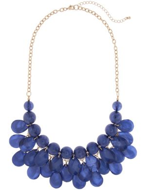 Teardrop statement necklace by Lane Bryant