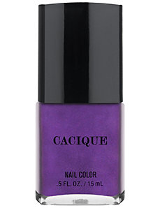 Mardi Gras nail color by LANE BRYANT