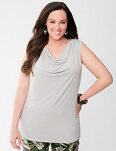 Lane Collection draped tank