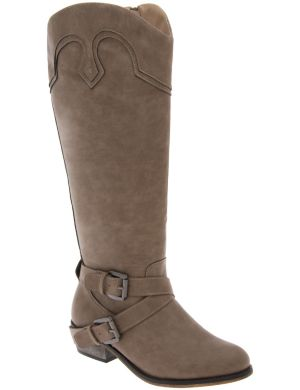 Western harness boot