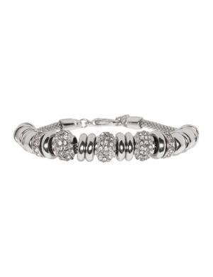 Metal bead bracelet by Lane Bryant