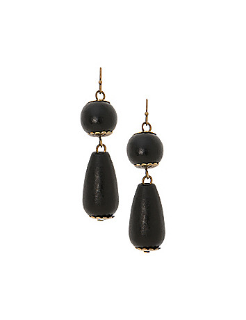 Lane Collection drop earrings