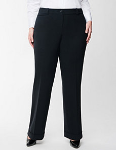 Lena trouser with Tighter Tummy Technology by Lane Bryant