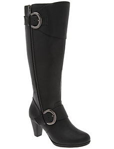Heeled dress boot by LANE BRYANT