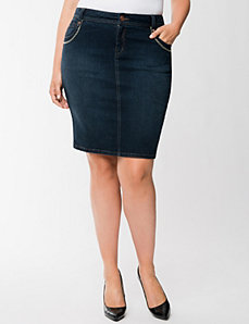 Genius Fit pencil skirt