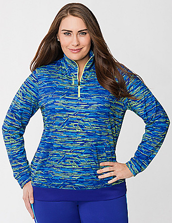 Workout pullover by Reebok