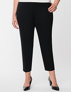 Lane Collection ponte ankle pant by LANE BRYANT