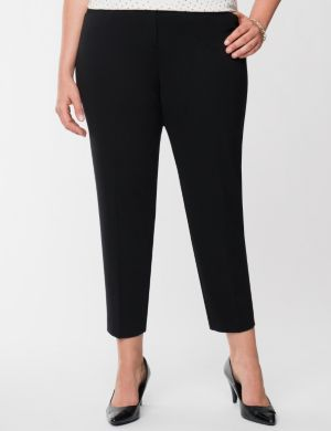 Lane Collection ponte ankle pant