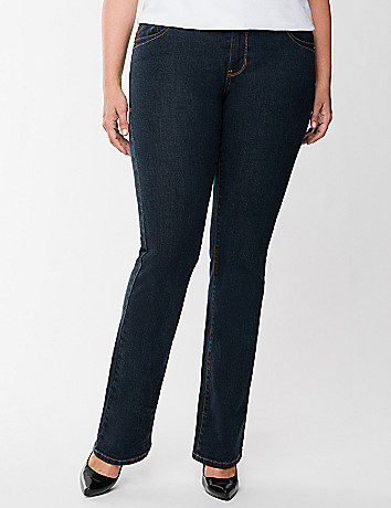 Genius Fit? straight leg jean
