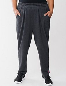 Reebok loose fit active pant by LANE BRYANT