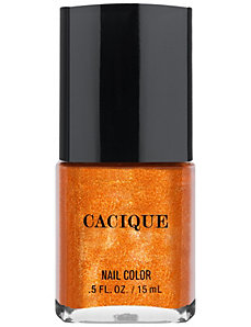 Spiced Pumpkin nail color by LANE BRYANT