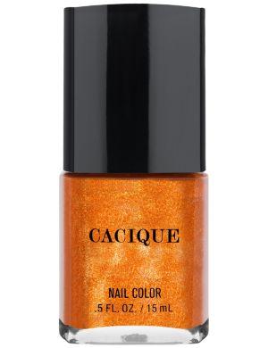 Spiced Pumpkin nail color