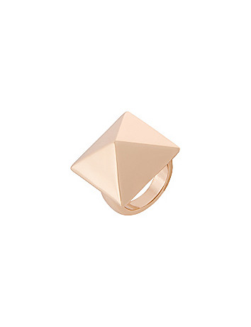 Pyramid ring by Lane Bryant