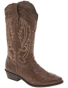 Cowgirl boot by LANE BRYANT