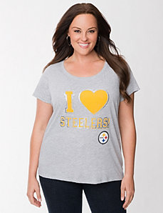 NFL graphic tee by LANE BRYANT
