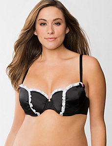 French maid demi bra by LANE BRYANT