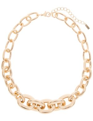 Status link chain necklace by Lane Bryant