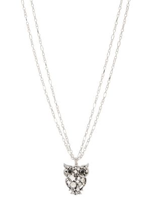 Owl pendant necklace by Lane Bryant