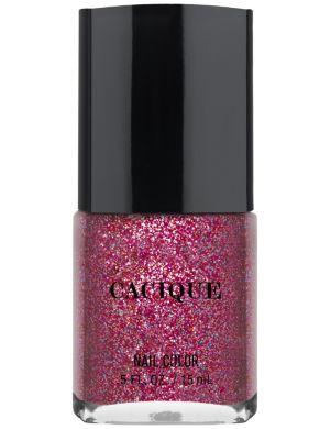 Pink Confetti nail color