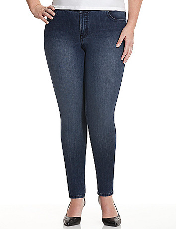 Skinny jean with Tighter Tummy Technology