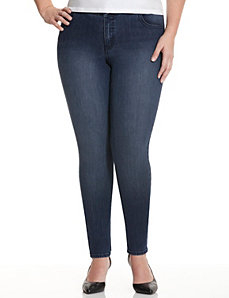 Skinny jean with Tighter Tummy Technology by LANE BRYANT