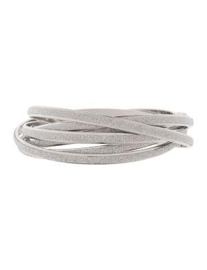 Intertwined bangle bracelets by Lane Bryant