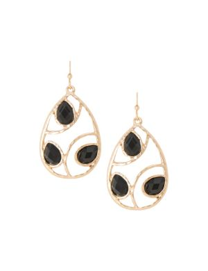 Teardrop earrings by Lane Bryant