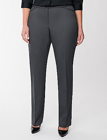 Plus Size Sophie Straight Leg Pant by Lane Bryant
