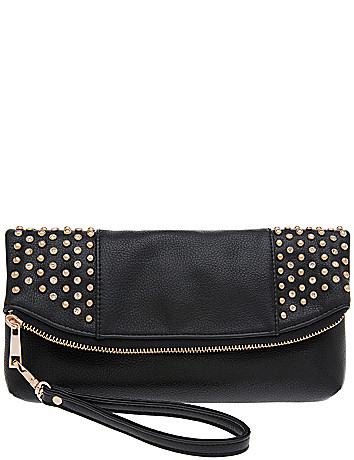 Crossbody wallet clutch by Lane Bryant