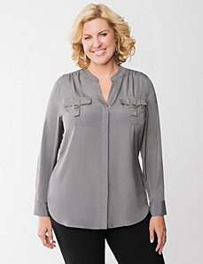 The Soft Shirt by LANE BRYANT