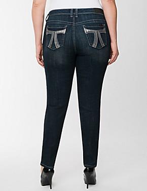 Plus Size Double 7 Skinny Jean by Seven7 | Lane Bryant