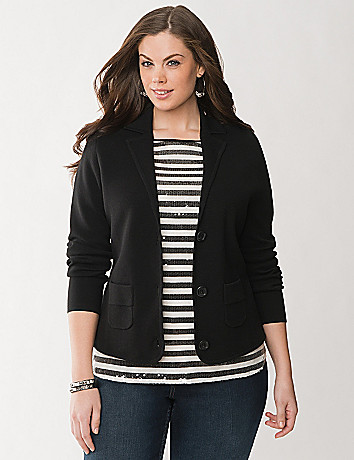 Full Figure Milano Jacket by Lane Bryant