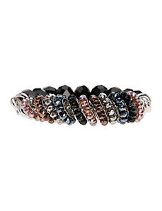 Rondelle beaded bracelet by Lane Bryant