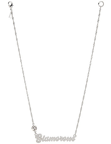Glamorous necklace by Lane Bryant